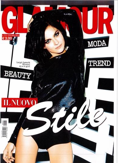 Glamour Ottobre 2014